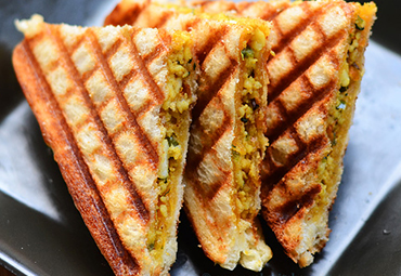 Paneer Grill Sandwich
